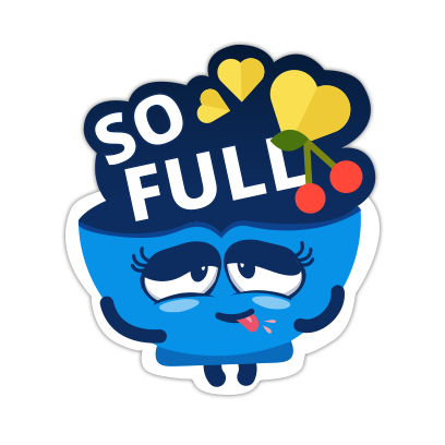 ShareTheMeal messages sticker-6