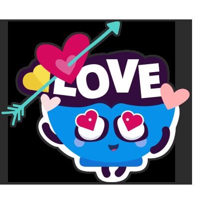 ShareTheMeal messages sticker-11