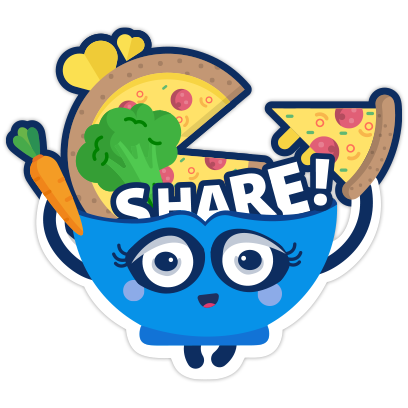 ShareTheMeal messages sticker-1