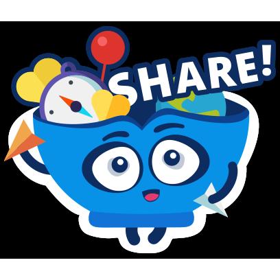 ShareTheMeal: Charity Donate messages sticker-2