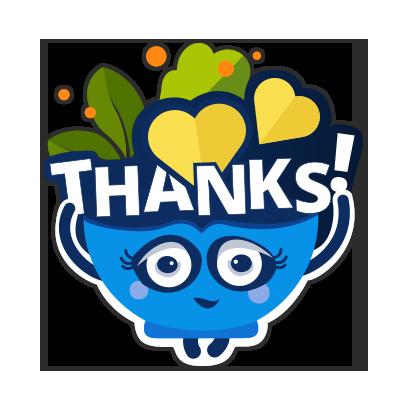 ShareTheMeal: Charity Donate messages sticker-7