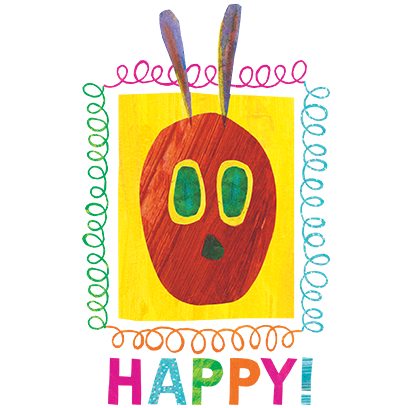 My Very Hungry Caterpillar messages sticker-7