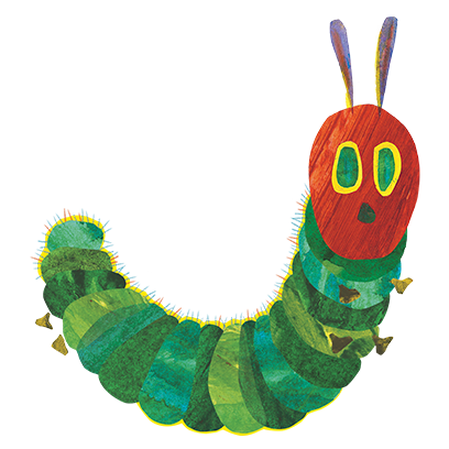 My Very Hungry Caterpillar messages sticker-5
