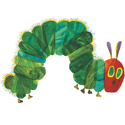 My Very Hungry Caterpillar messages sticker-9
