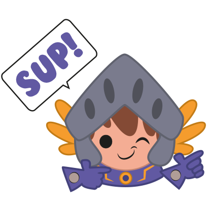 Nonstop Knight messages sticker-9