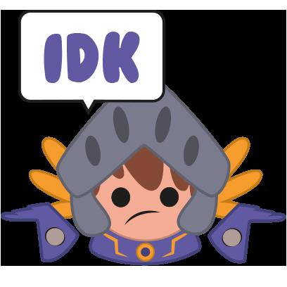 Nonstop Knight messages sticker-3