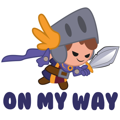 Nonstop Knight - Idle RPG messages sticker-7