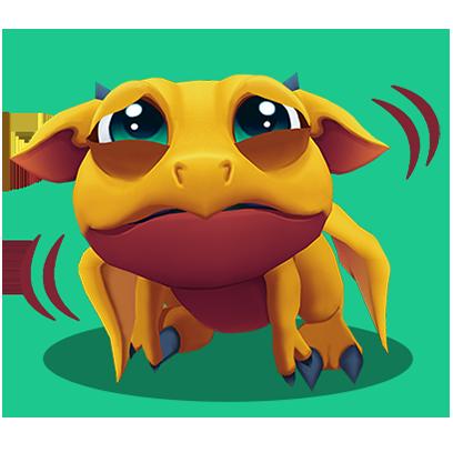 DragonVale World messages sticker-11