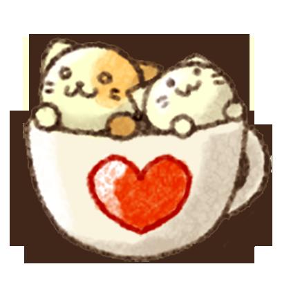 Nekonoke ~Cat Collector~ messages sticker-9