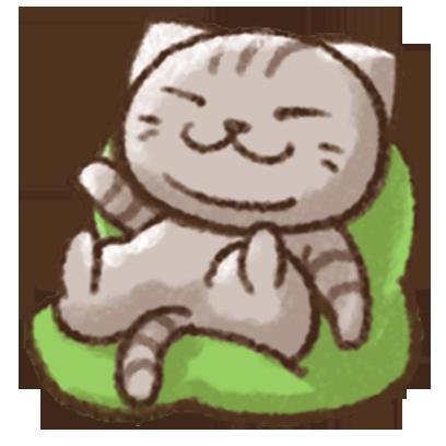 Nekonoke ~Cat Collector~ messages sticker-8