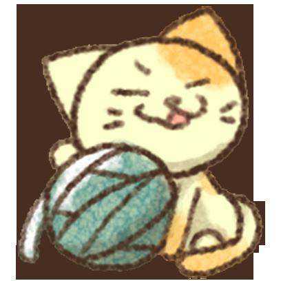 Nekonoke ~Cat Collector~ messages sticker-0