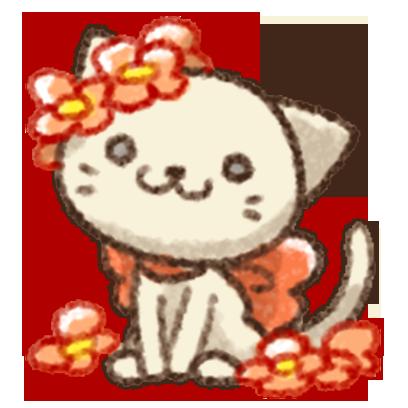 Nekonoke ~Cat Collector~ messages sticker-1