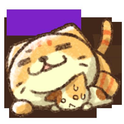 Nekonoke ~Cat Collector~ messages sticker-2