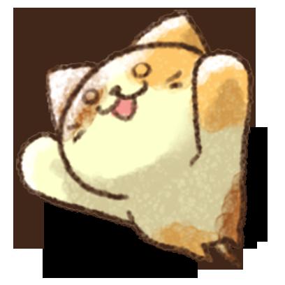 Nekonoke ~Cat Collector~ messages sticker-6