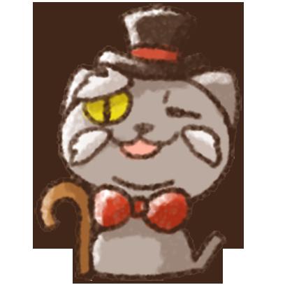 Nekonoke ~Cat Collector~ messages sticker-10