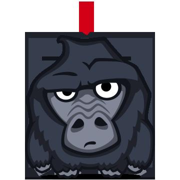 Sling Kong messages sticker-4