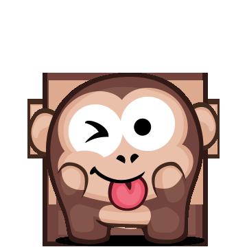 Sling Kong messages sticker-0