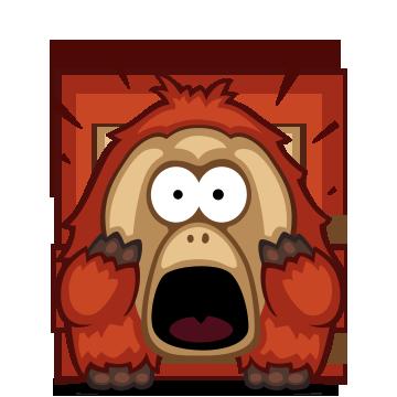 Sling Kong messages sticker-1