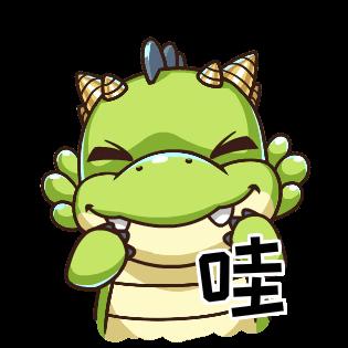 龙珠直播 messages sticker-3