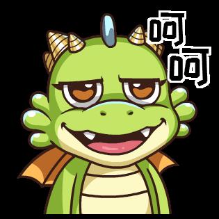 龙珠直播 messages sticker-9