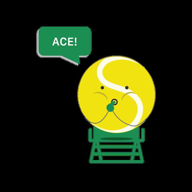 Swing Tennis Score Tracker messages sticker-8
