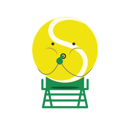 SwingVision: Tennis at Home messages sticker-11