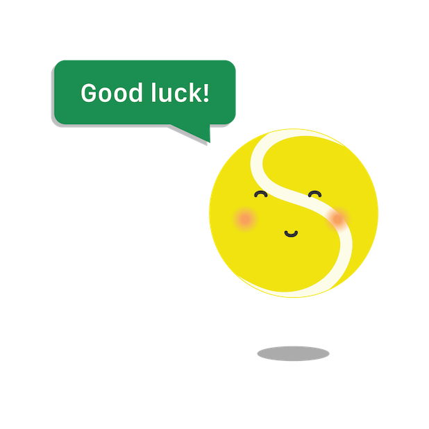 SwingVision: Tennis at Home messages sticker-5