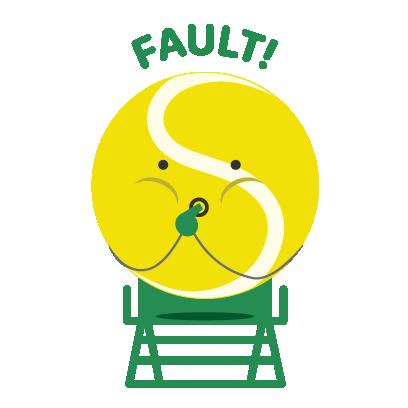SwingVision: A.I. Tennis App messages sticker-9