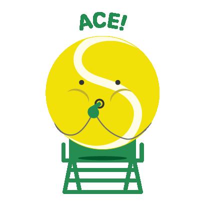 SwingVision: A.I. Tennis App messages sticker-11