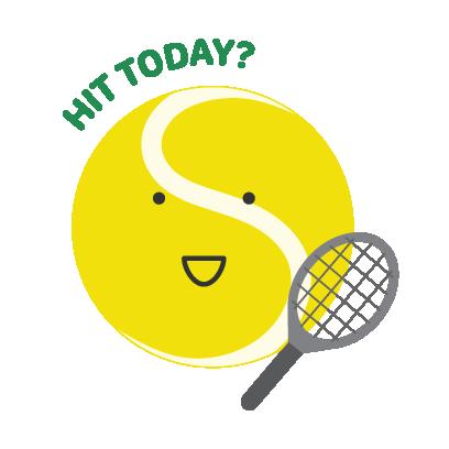SwingVision: A.I. Tennis App messages sticker-0