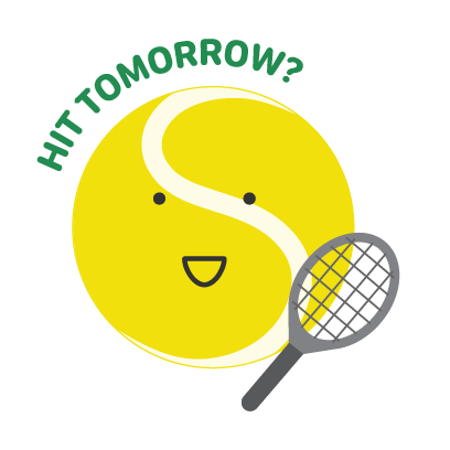 SwingVision: A.I. Tennis App messages sticker-2