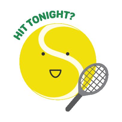 SwingVision: A.I. Tennis App messages sticker-1