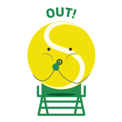 SwingVision: A.I. Tennis App messages sticker-10