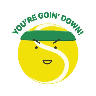 SwingVision: A.I. Tennis App messages sticker-4
