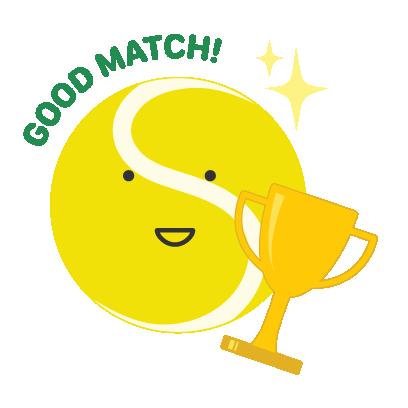 SwingVision: A.I. Tennis App messages sticker-7