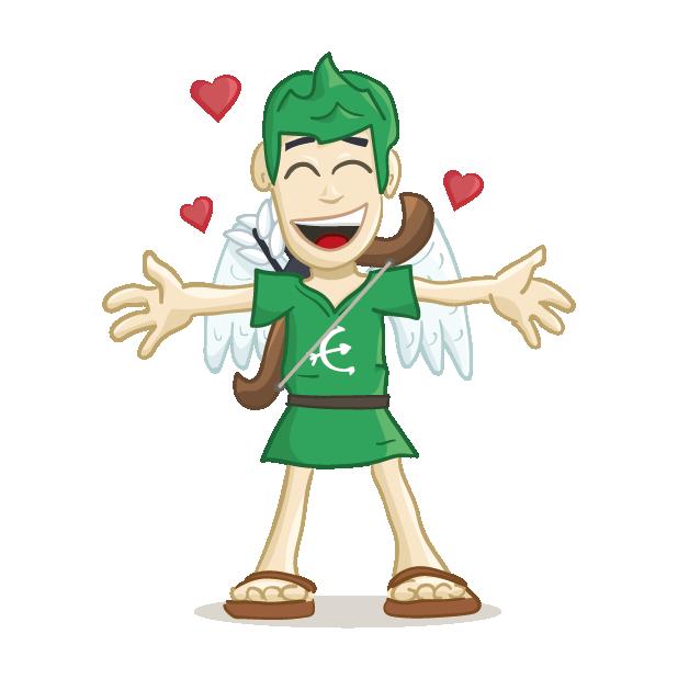 EliteSingles – Dating for Single Professionals messages sticker-3