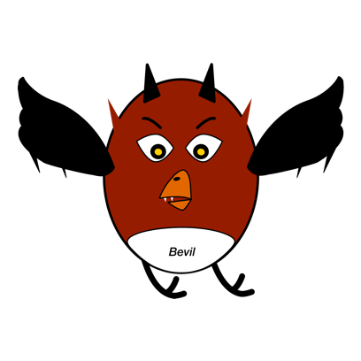 Angry Flappies messages sticker-6
