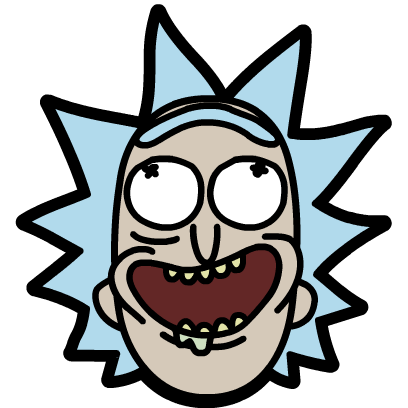 Rick and Morty: Pocket Mortys messages sticker-3