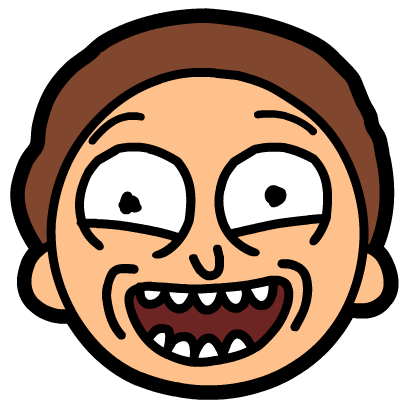 Rick and Morty: Pocket Mortys messages sticker-6