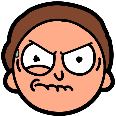 Rick and Morty: Pocket Mortys messages sticker-9