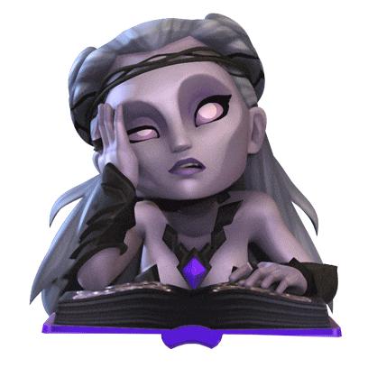 Lionheart: Dark Moon RPG messages sticker-0