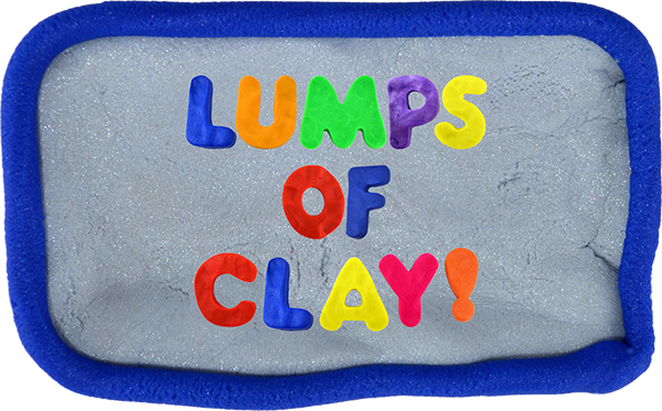 Lumps of Clay Free messages sticker-0