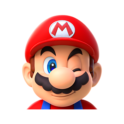 Super Mario Run Stickers messages sticker-0