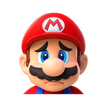 Super Mario Run Stickers messages sticker-1