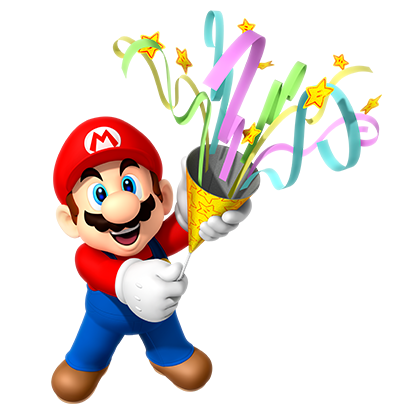 Super Mario Run Stickers messages sticker-4